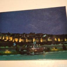 Postales: POSTAL AVILA SEAT. Lote 220529577