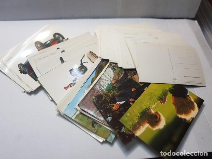 POSTALES ANTIGUAS CYZ LOTE 65 VARIOS TEMAS COCHES,ETC (Postales - Postales Temáticas - Coches y Automóviles)
