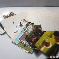 Postales: POSTALES ANTIGUAS CYZ LOTE 65 VARIOS TEMAS COCHES,ETC. Lote 220629355