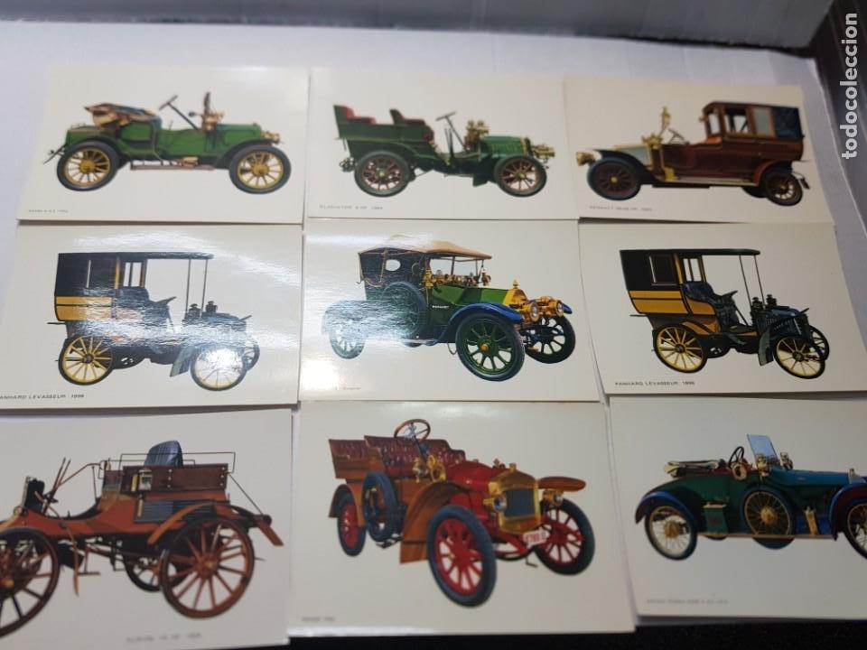 Postales: Postales antiguas CyZ lote 65 varios temas coches,etc - Foto 3 - 220629355