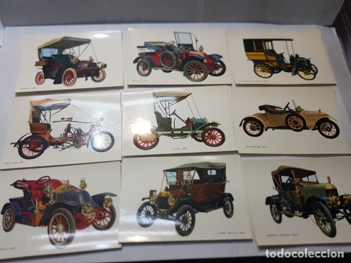 Postales: Postales antiguas CyZ lote 65 varios temas coches,etc - Foto 4 - 220629355
