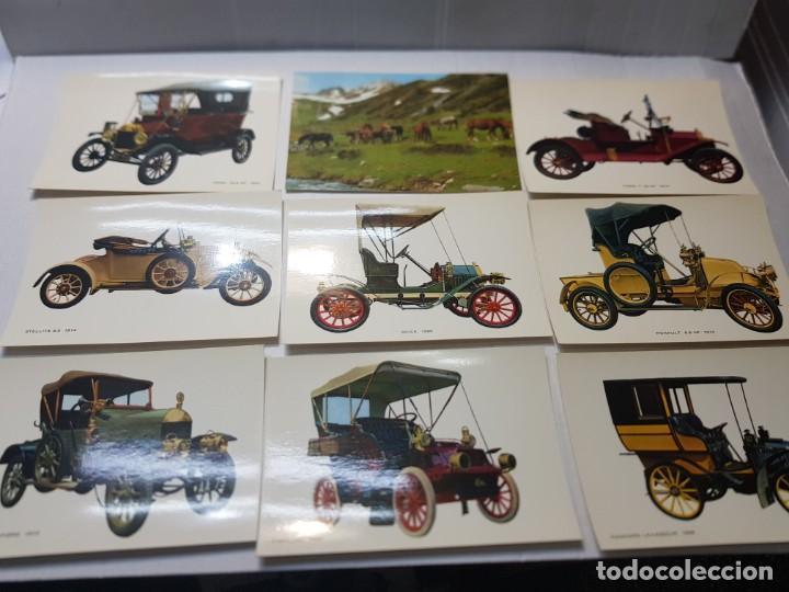 Postales: Postales antiguas CyZ lote 65 varios temas coches,etc - Foto 5 - 220629355