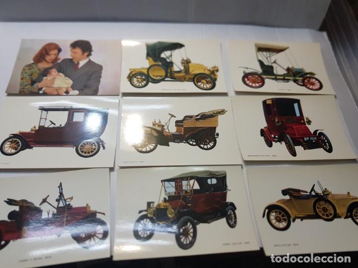 Postales: Postales antiguas CyZ lote 65 varios temas coches,etc - Foto 7 - 220629355
