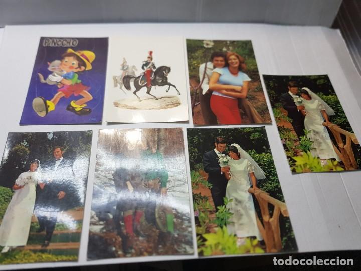 Postales: Postales antiguas CyZ lote 65 varios temas coches,etc - Foto 8 - 220629355