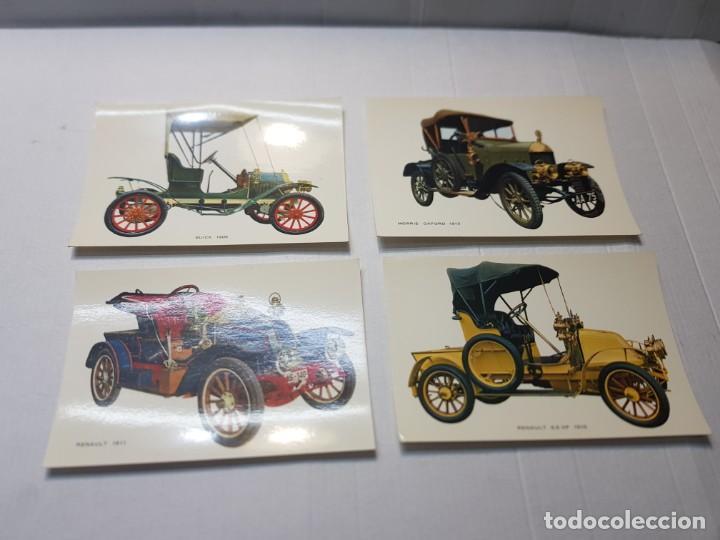 Postales: Postales antiguas CyZ lote 65 varios temas coches,etc - Foto 9 - 220629355