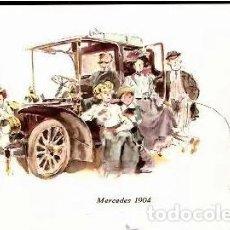Postales: POSTAL * MERCEDES BENZ * 1904. Lote 221576398