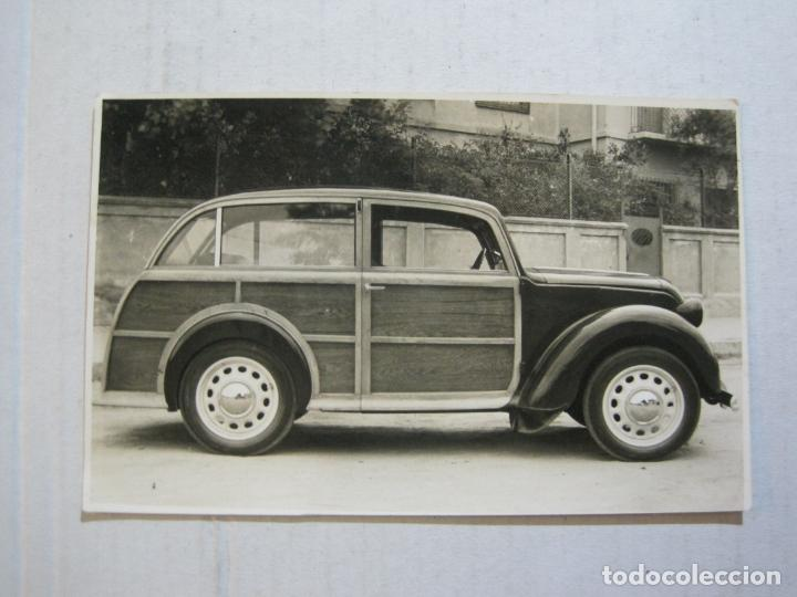 COCHE ANTIGUO-FOTOGRAFIA ANTIGUA-VER FOTOS-(75.284) (Postales - Postales Temáticas - Coches y Automóviles)