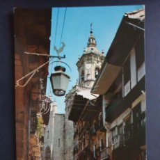 Postales: FUENTERRABIA - HONDARRIBIA GUIPÚZCOA POSTAL ORIGINAL COLOR - MORRIS. Lote 223909861