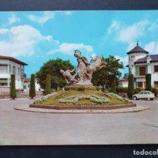 Postales: FUENTERRABIA - HONDARRIBIA GUIPÚZCOA POSTAL ORIGINAL COLOR - SAN JUAN DE DIOS CITROEN 2 CV. Lote 223914762