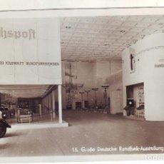 Postales: ALEMANIA 1938 SE VEN VEHICULOS ANTIGUOS. Lote 224452001