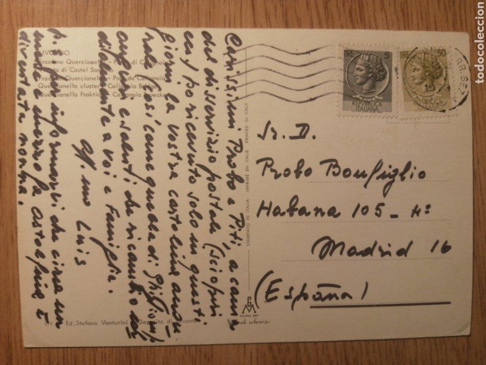 POSTAL PUENTE LIVORNO (Postales - Postales Temáticas - Coches y Automóviles)
