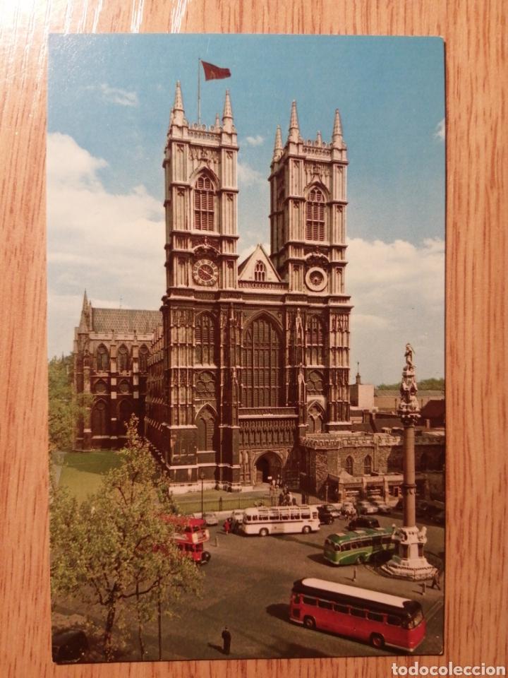 POSTAL LONDRES (Postales - Postales Temáticas - Coches y Automóviles)