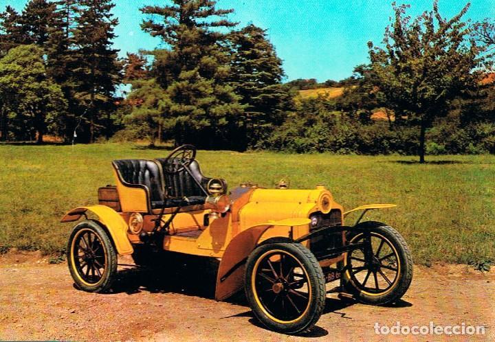SIZAIRE ET NAUDIN, DEPORTIVO DEL AÑO 1906, POSTAL FRANCESA (Postales - Postales Temáticas - Coches y Automóviles)