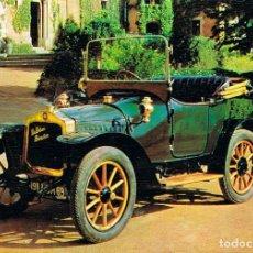 Postales: DE DION BOUTON DEL AÑO 1912, POSTAL FRANCESA. Lote 229564720