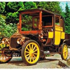 Postales: WOLSY-SIDDELEY DE 1906, POSTAL ITALIANA. Lote 230714510