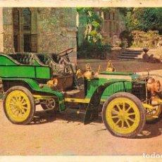 Postales: DE DIETRICH (1902) POSTAL ESPAÑOLA. Lote 230716925