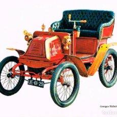 Postales: GERGES RICHARD, 3,5 HP DEL AÑO 1900. Lote 233694125