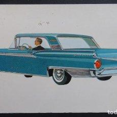 Postales: FORD GALAXIE CLUB VICTORIA, POSTAL SIN CIRCULAR DE USA. Lote 234543260