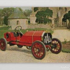 Postales: MONTAGU MOTOR MUSEUM · ITALA DE 1907 -EDICIÓN JOSEPH SALMON-. Lote 237129280