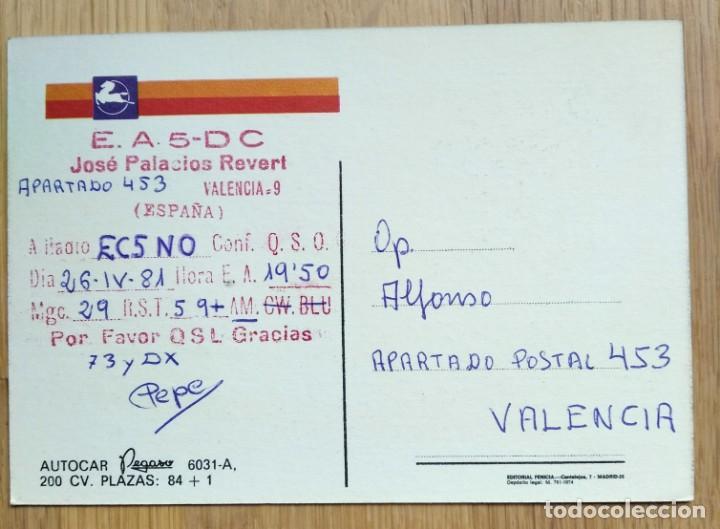 Postales: autocar pegaso 6031 a - Foto 2 - 238750730