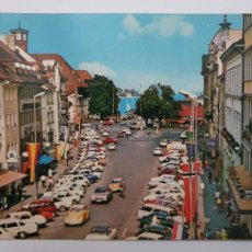 Cartes Postales: VOLKSWAGEN KÄFER / ESCARABAJO / BEETLE - P45277. Lote 239872270