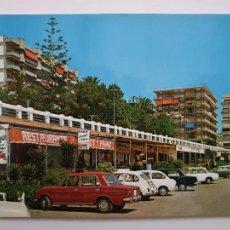 Postales: SEAT 124 - RENAULT 6 - ALMUÑECAR - P45572. Lote 240061480