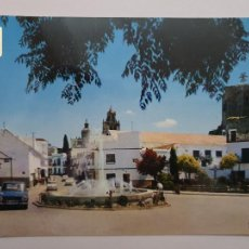 Postales: RENAULT 6 - UTRERA - P45574. Lote 240061930