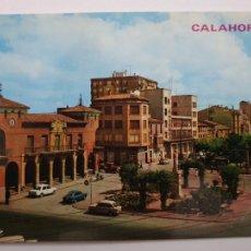 Postales: SEAT 850 COUPÉ - CALAHORRA - P45596. Lote 240066730