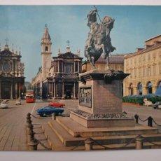 Postales: SEAT 850 COUPÉ FIAT - TORINO - P45597. Lote 240066925