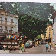 Postales: SEAT 850 COUPÉ FIAT - SELVINO ITALIA - P45599. Lote 240067595