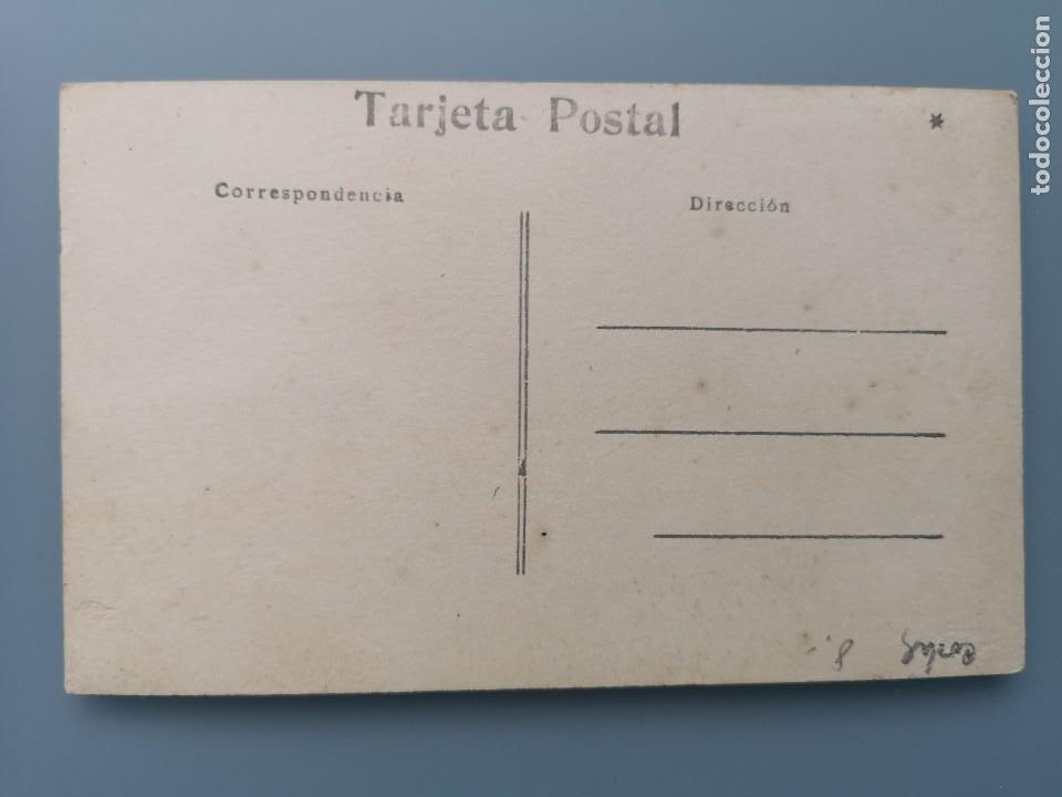 Postales: POSTAL FOTOGRAFICA COCHE AUTOMOVIL PERFECTA CONSERVACION. EN TORNO A 1910 1915 - Foto 2 - 245541705