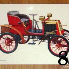 Postales: POSTAL. RENAULT 1899 3 1/2 HP (CYZ ; 6844). - COCHE. Lote 246465750