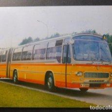 Postales: AUTOCAR PEGASO 3031-A 200CV 84 PLAZAS POSTAL. Lote 246638755