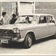 Postales: X125197 BARCELONA PROVINCIA TARRASA COCHE AUTOMOVILE SEAT ( FIAT ) 1500 BIFAROS LISTA PARA UNA BODA. Lote 251672585