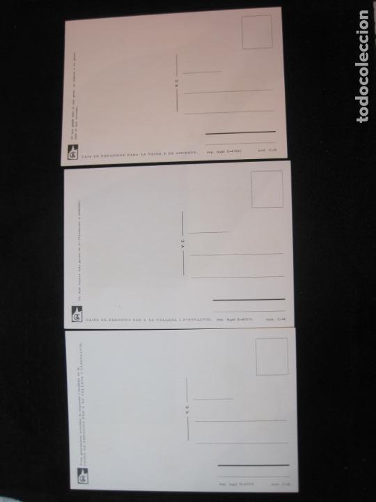 Postales: COLECCION COCHES ANTIGUOS-BLOC CON 15 POSTALES-POSTAL ANTIGUA-(K-2175) - Foto 9 - 253556780