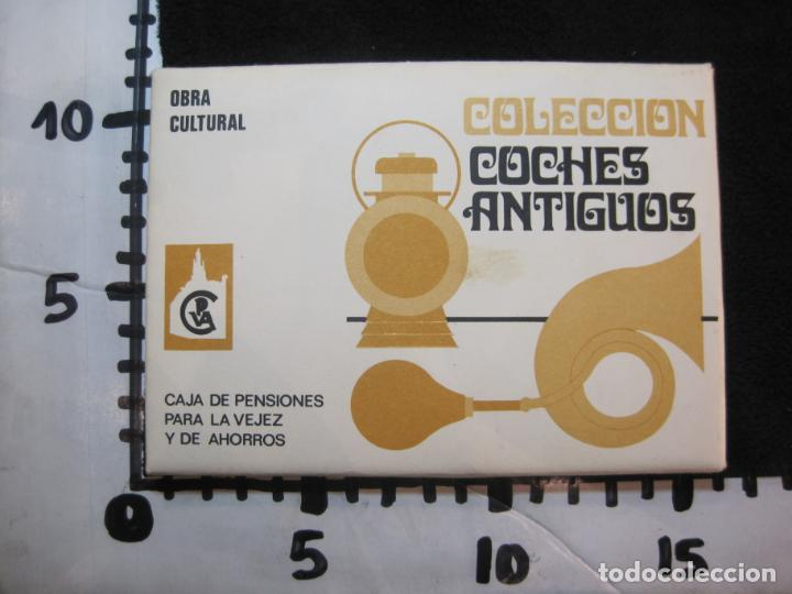Postales: COLECCION COCHES ANTIGUOS-BLOC CON 15 POSTALES-POSTAL ANTIGUA-(K-2175) - Foto 11 - 253556780