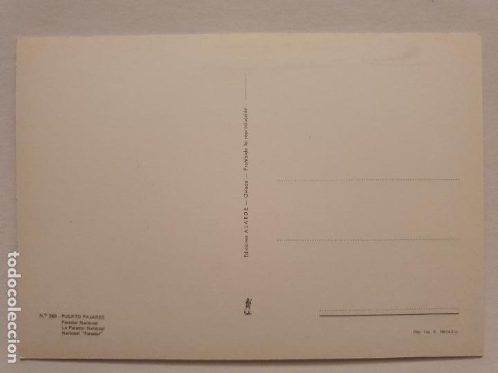 Postales: LAND ROVER - PUERTO DE PAJARES - P49621 - Foto 2 - 253751915