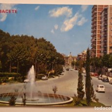 Postales: RENAULT 4 L - ALBACETE - P49660. Lote 253828955