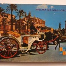 Postales: RENAULT 4 L - PALMA DE MALLORCA - P49670. Lote 253852880