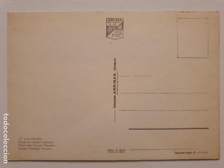 Postales: LAND ROVER / - A CORUÑA - P49681 - Foto 2 - 253857100