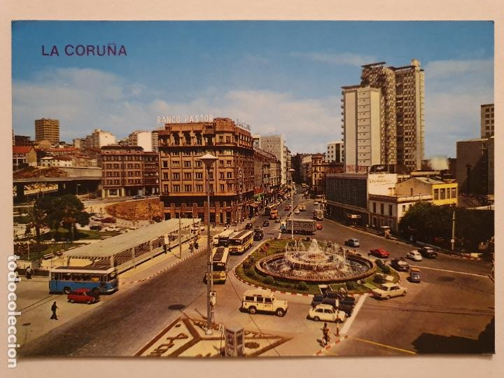 LAND ROVER / - A CORUÑA - P49681 (Postales - Postales Temáticas - Coches y Automóviles)