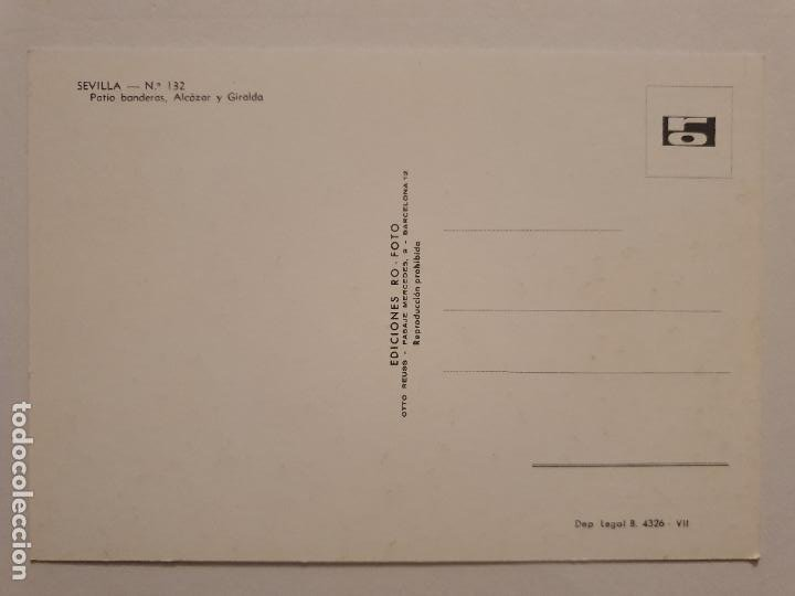 Postales: LAND ROVER - VOLKSWAGEN KÄFER - SEVILLA - P49683 - Foto 2 - 253857700