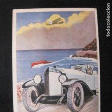 Postales: PIRELLI SUPERFLEX CORD-ILUSTRADA POR NANNI-POSTAL PUBLICIDAD ANTIGUA-VER FOTOS-(79.789). Lote 256049050