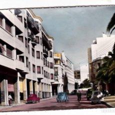 Postales: POSTAL RABAT AUTOMOVILES AVENIDA DE LA REPUBLICA MARRUECOS. Lote 256155855