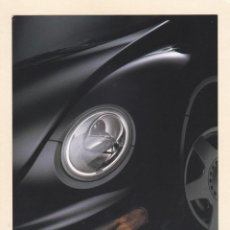 Postales: POSTAL ORIGINAL NEW BEETLE POSTCARD COLLECTION. 1998, VOLKSWAGEN AG - COCHE. Lote 263179345