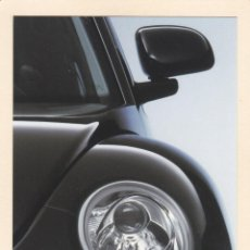 Postales: POSTAL ORIGINAL NEW BEETLE POSTCARD COLLECTION. 1998, VOLKSWAGEN AG - COCHE. Lote 263179525