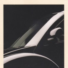 Postales: POSTAL ORIGINAL NEW BEETLE POSTCARD COLLECTION. 1998, VOLKSWAGEN AG - COCHE. Lote 263182220