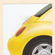 Postales: POSTAL ORIGINAL NEW BEETLE POSTCARD COLLECTION. 1998, VOLKSWAGEN AG - COCHE. Lote 263182730