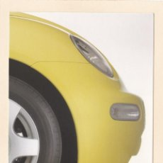 Postales: POSTAL ORIGINAL NEW BEETLE POSTCARD COLLECTION. 1998, VOLKSWAGEN AG - COCHE. Lote 263182955