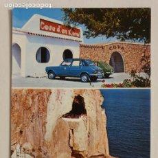 Cartes Postales: SIMCA 1200 - CALA'N PORTER CAVA D'EN XIROI MENORCA - P51621. Lote 264271680